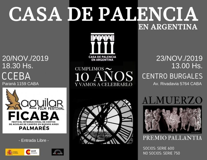 """A selection of the winners of the """"Aguilar Film Festival"""" will be screened in Argentina"""